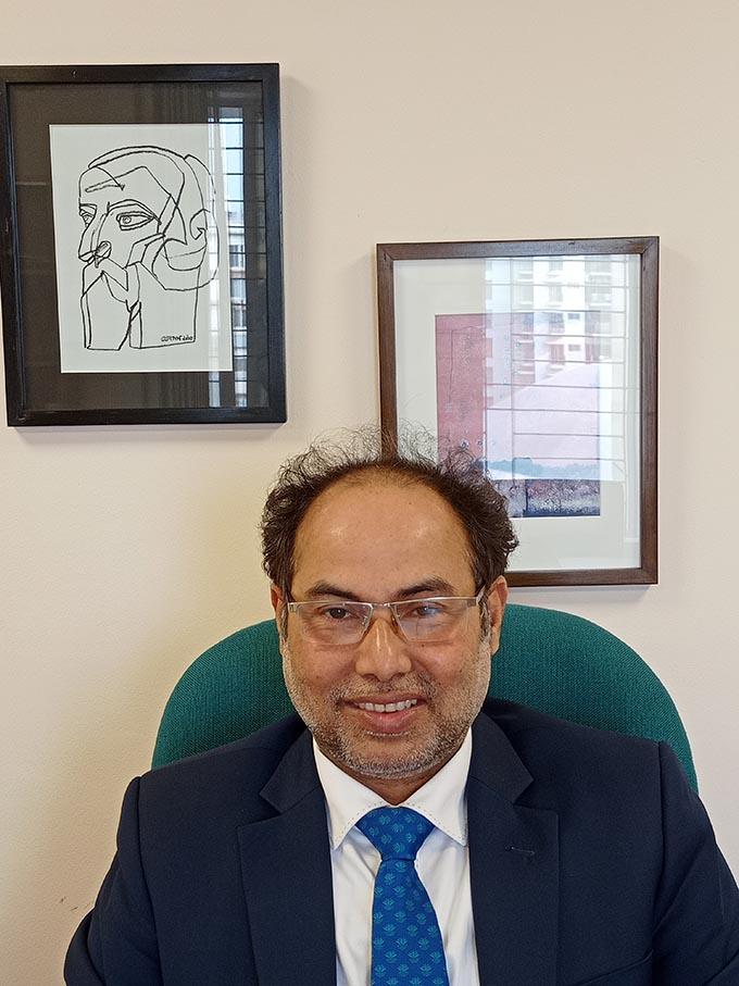 PROF. DR. TAIABUR RAHMAN